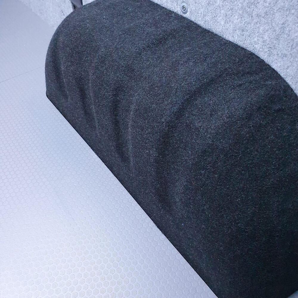 Carpet Filz Radkastenverkleidung anthrazit Opel Vivaro