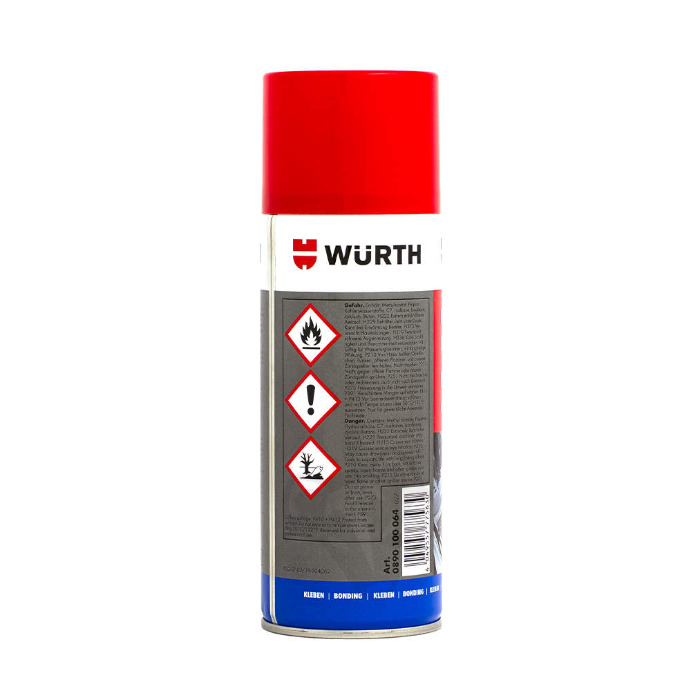 Würth Kraftsprühkleber Plus 400ml