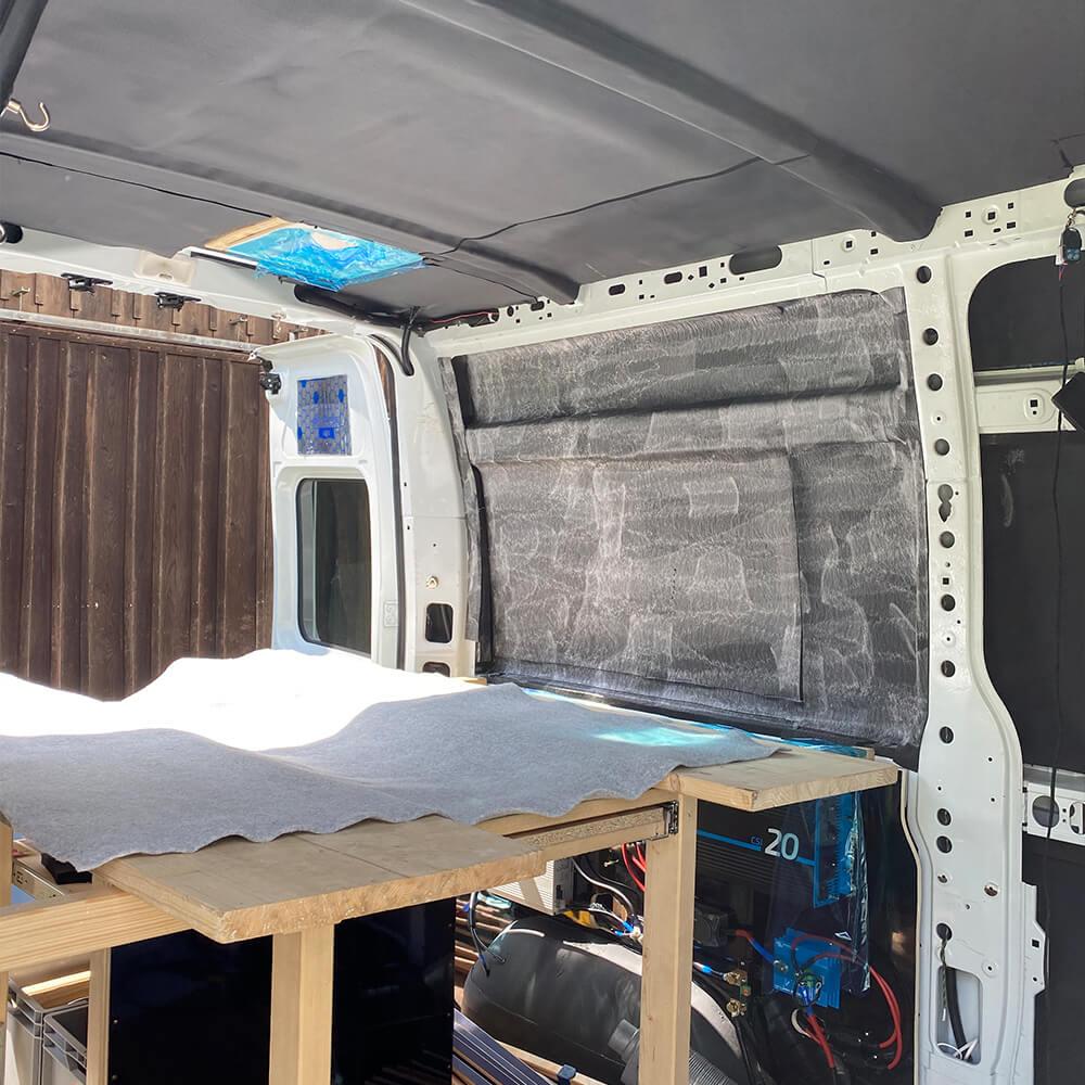Filzkleber für 4 wege filz kastenwagen innenverkleidung