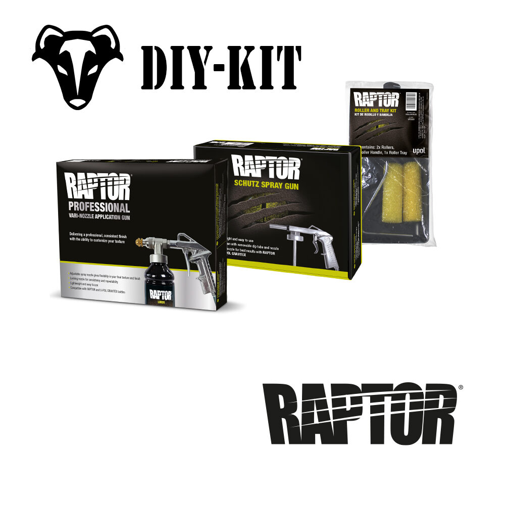 Adventure Truck DIY Raptor KIT
