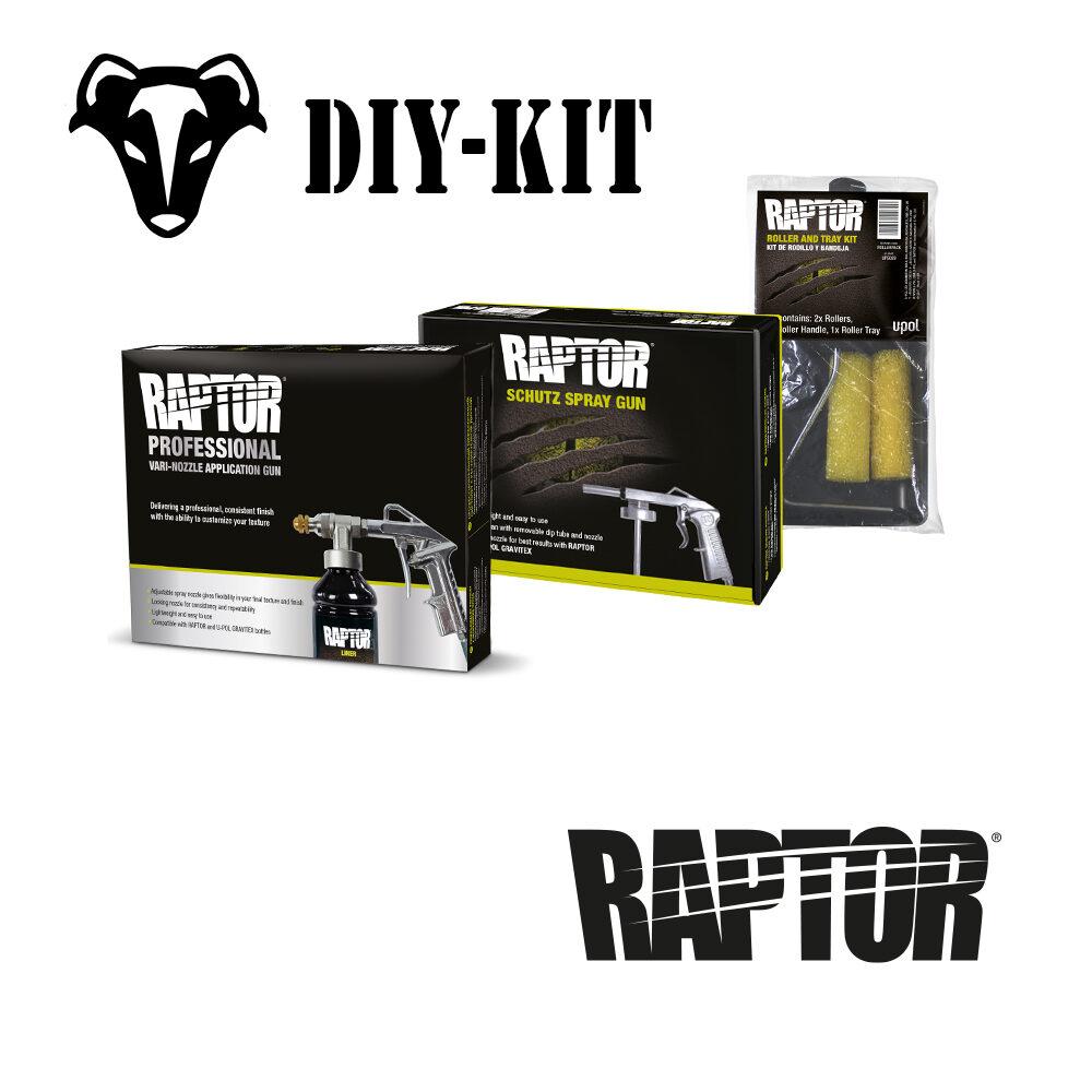 Adventure Truck DIY Raptor KIT