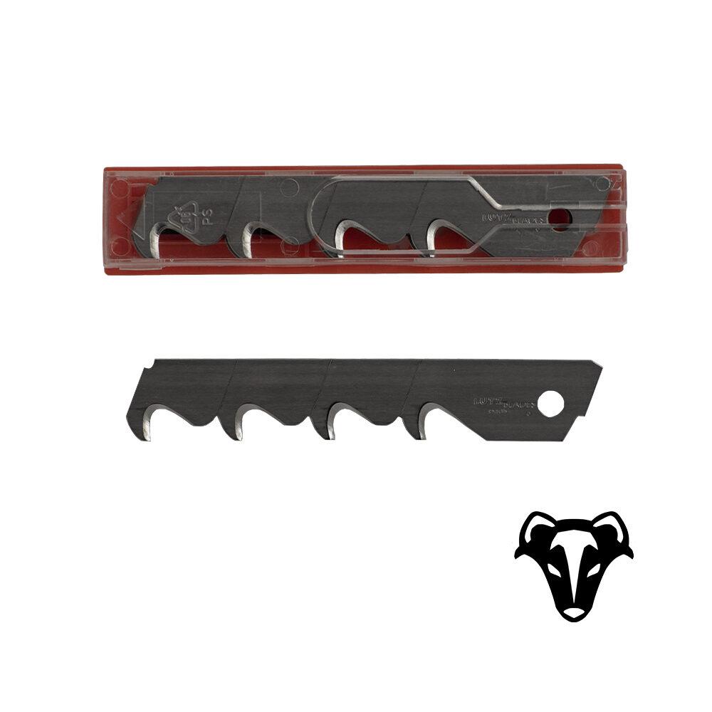Universal Hakenklingen für Cuttermesser 18mm 10 St.