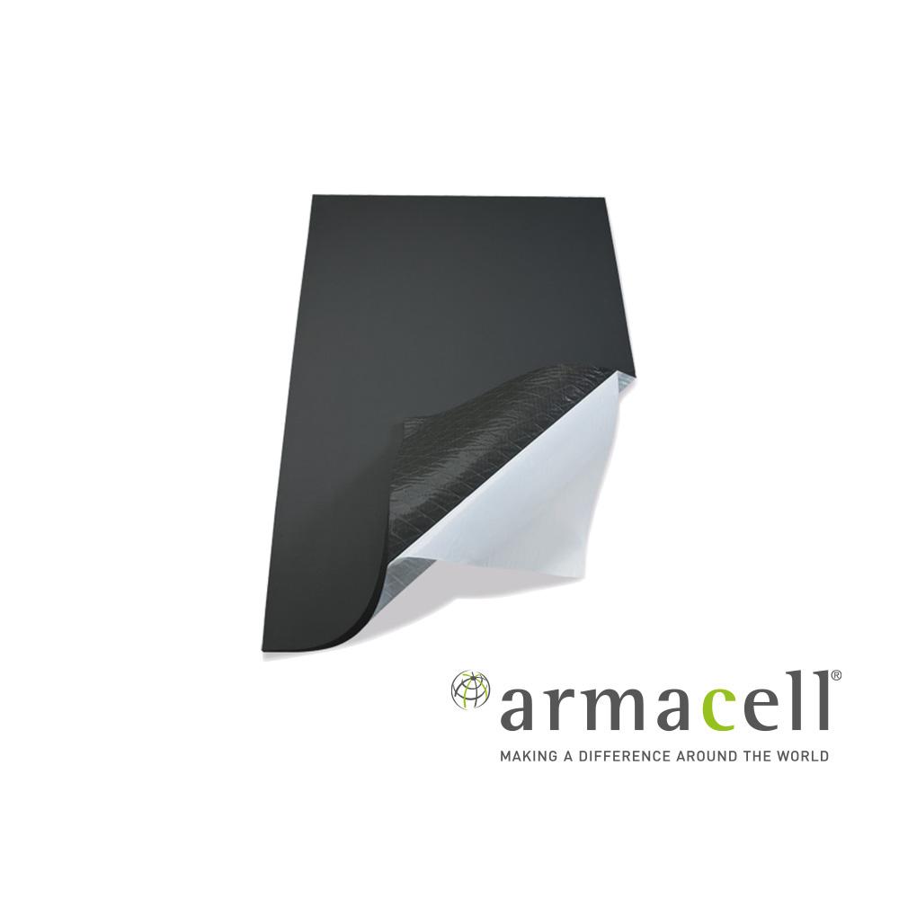 armacell Armaflex AF Selbstklebend mit mikroban Technologie optimale Isolierung für den DIY Camper- Van Ausbau
