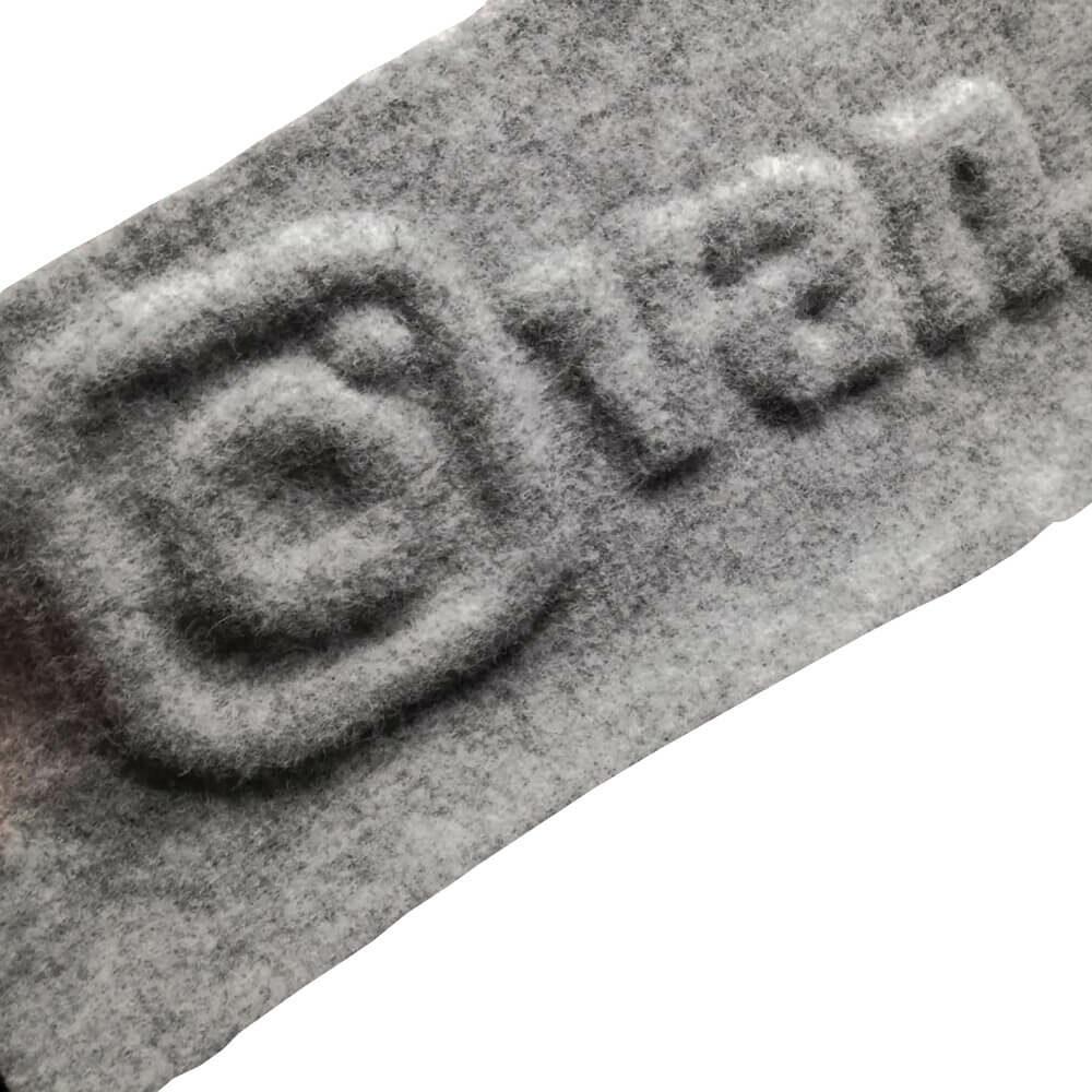 3D Motive für Filzverkleidung