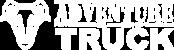 Adventure Truck Logo weiß